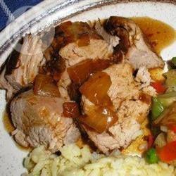 Filet de porc teriyaki à la mijoteuse @ qc.allrecipes.ca