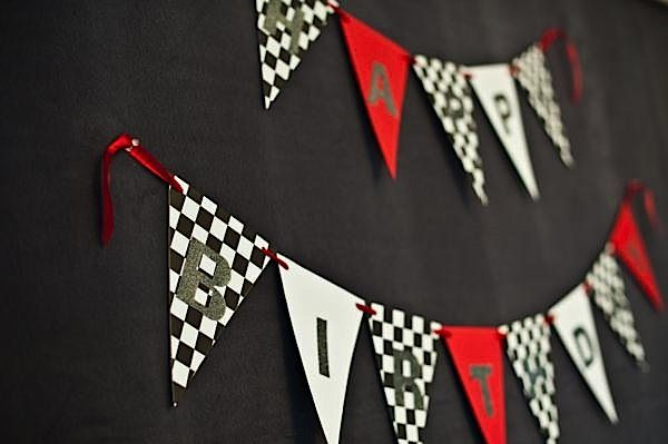 racing birthday party ideas - Google Search
