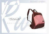 "A 'creamy' Sonia This one bag is one kind of ""mini backpack 'really fit for play and"
