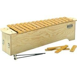 Sonor Palisono Diatonic Tenor-Alto Xylophone by Sonor. $745.00. The Sonor Palisono Diatonic Tenor-Alto Xylophone uses bars made of a specially developed fiberglass material. The sound characteristics are similar to rosewood. The uniform structure of the xylophone bar material is superior to rosewood and does not readily absorb moisture, the cause of intonation problems. Palisono bars are heavier than rosewood and therefore rebound less when struck sharply. Sonor Dia...