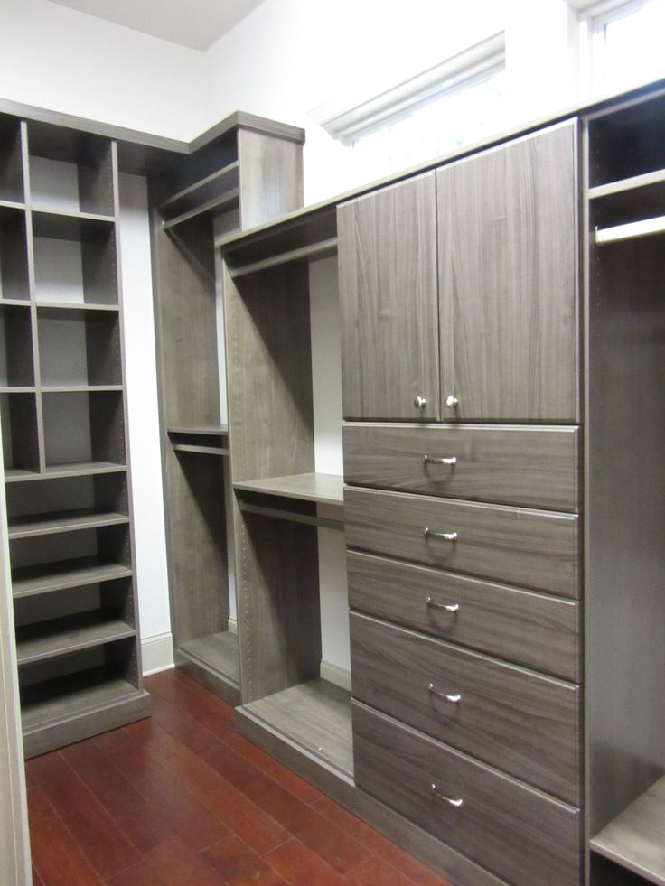 Closet creations built this custom closet parade of homes 2015 arthur rutenberg homes raleigh n