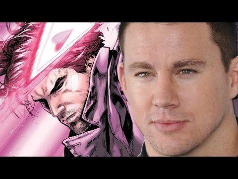 New Gambit Movie Details Revealed - YouTube