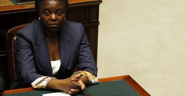 Schoolyard Racism Taints the Rise to Power of the First WOC Minister in Italy