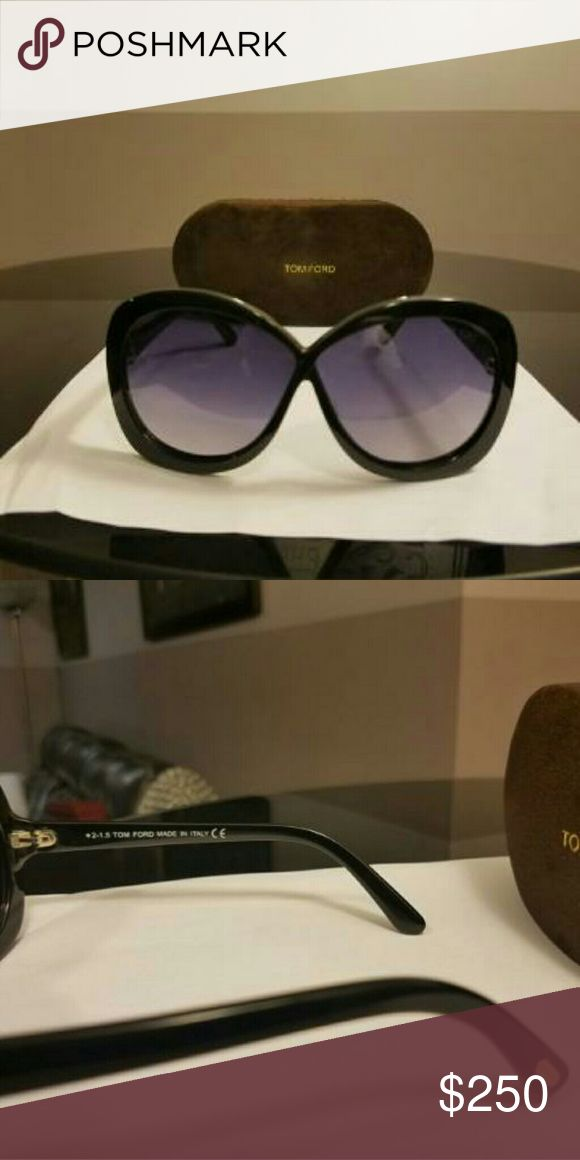 Tom Ford Woman Sunglasses Bow Brand New never worn,comes with complete packaging Tom Ford Accessories Glasses