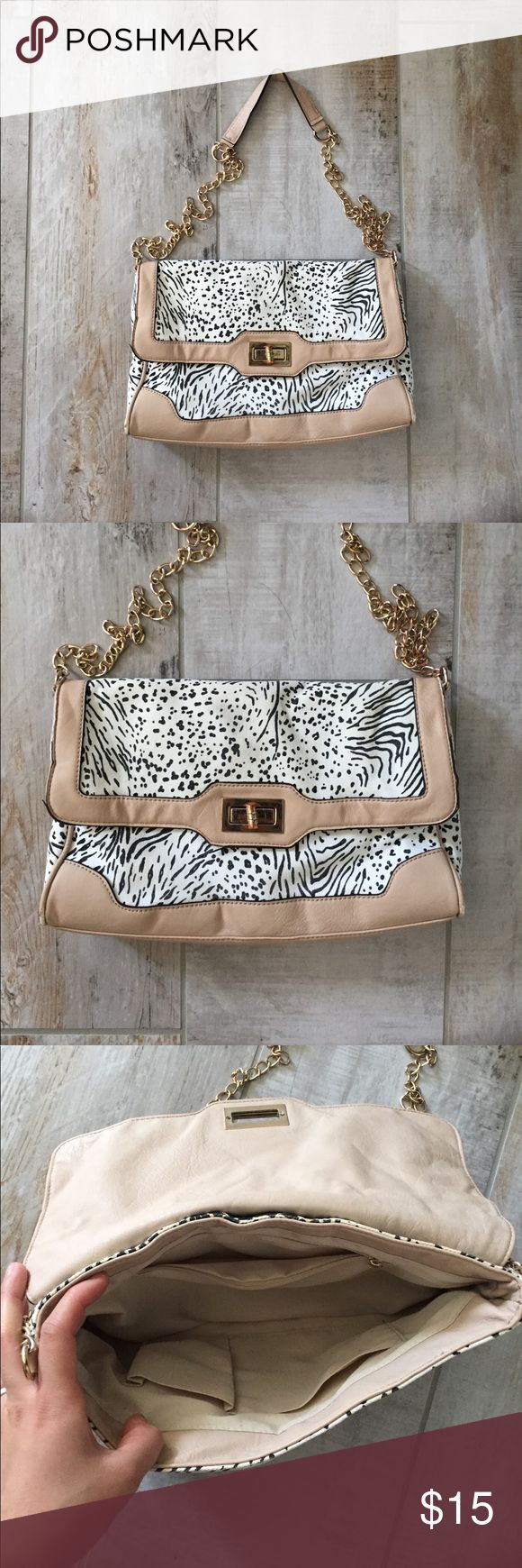 Aldo animal print clutch Aldo animal print clutch. Used. Feel free to offer. Aldo Bags Clutches & Wristlets