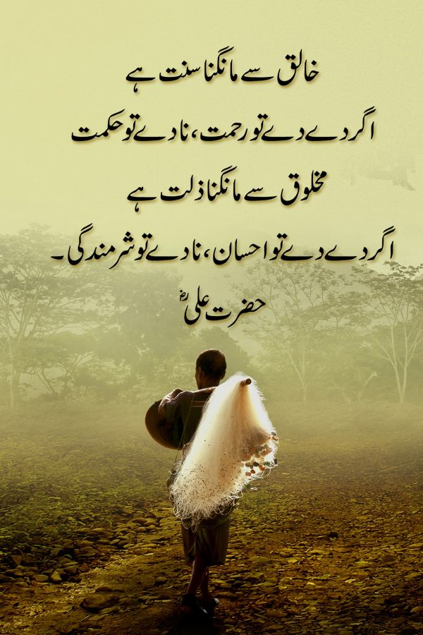 Sunehray Alfaz Quotes Quotes of Hazrat Ali Quotes About
