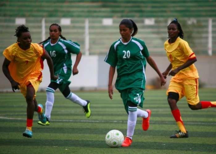 Sudan S First Female Football Stars Push For Women S Rights Womens Football Football Women S Rights