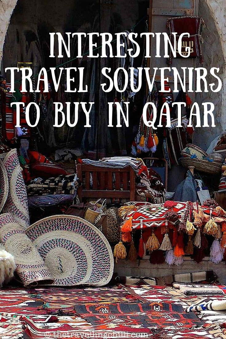 The most useful travel souvenirs to buy in Doha Qatar