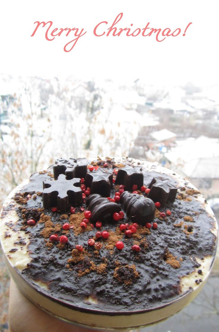 Happy Holidays | Raw Vegan Cake perfect for Christmas | Wellness by sam