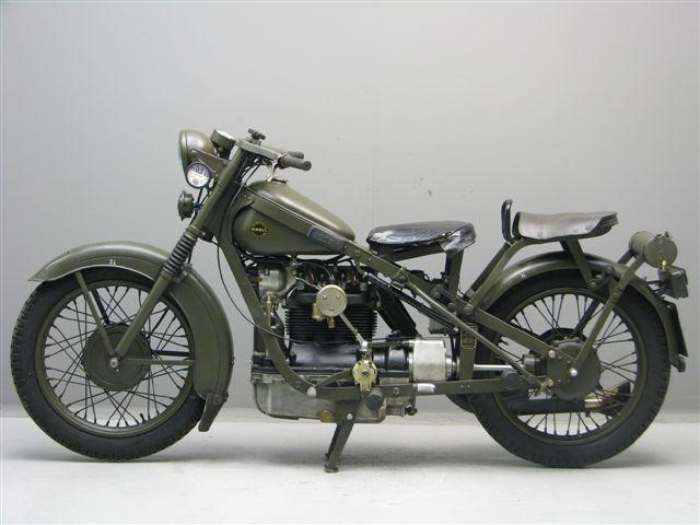 nimbus motorrad | Nimbus Armee (Army) Motorcycle, motor perang Dunia II ...