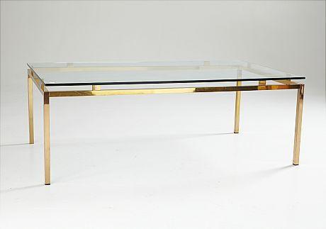 Image result for soffbord glas guld
