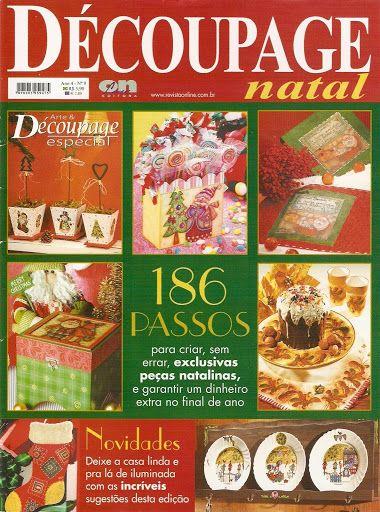 Decoupage Natal Ano 4 N.09 - Mary. XVIII - Álbumes web de Picasa