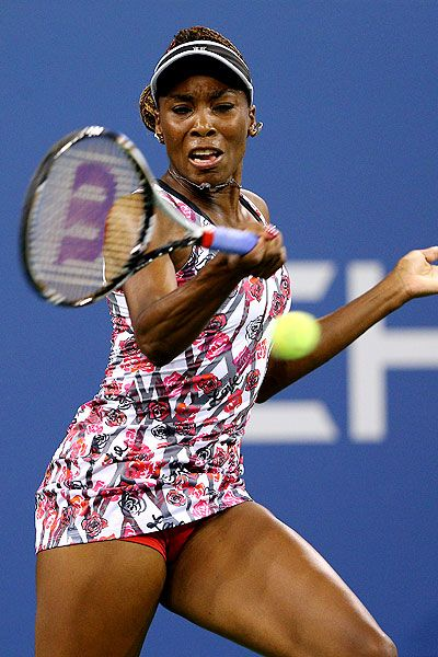 Venus Williams – Richest female tennis players - List Of 5 Richest Female Tennis Players in The World