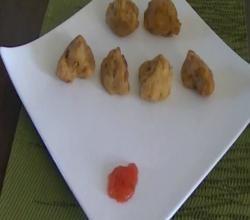 How to Make Gobi Pakoras / Cauliflower Fritters Recipe Video by Eat East Indian   ifood.tv