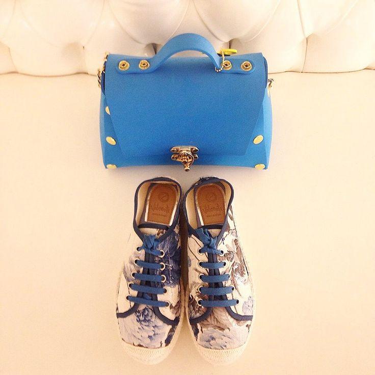 Vice Versa bag Vs Vidorreta shoes