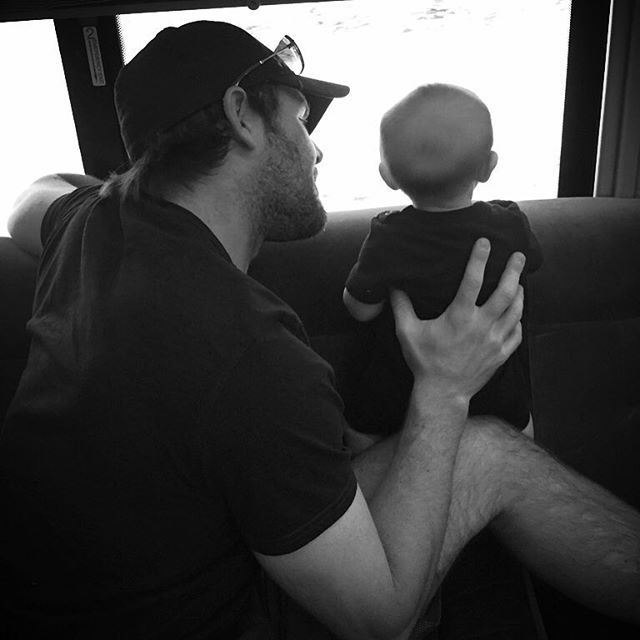 Pin for Later: 12 Ridiculously Cute Pictures of Carrie Underwood's Son, Isaiah Fisher