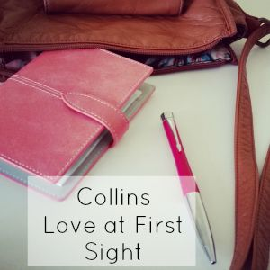 Collins Stationery - Love At First Sight Review