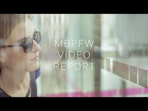 Mercedes-Benz Prague Fashion Weekend video report - Finally, Prague has its own fashion event. It is traditionally held in autumn but dor the first time we can expect also spring MBPFW in 2015.