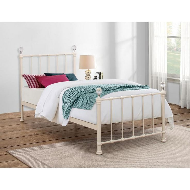 Best 25 Single Metal Bed Frame Ideas On Pinterest