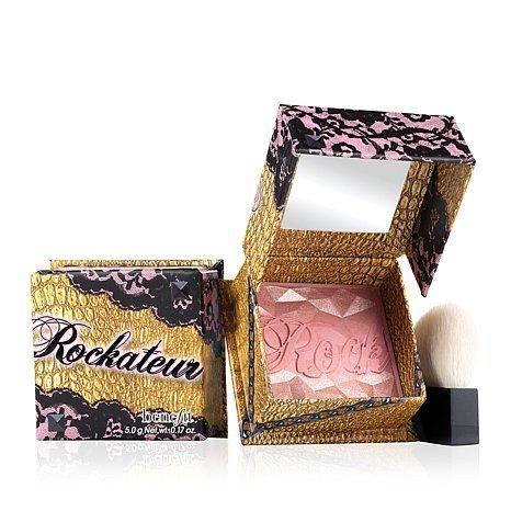 Shop Benefit Rockateur Rose Gold Box O' Powder, read customer reviews and more at HSN.com.