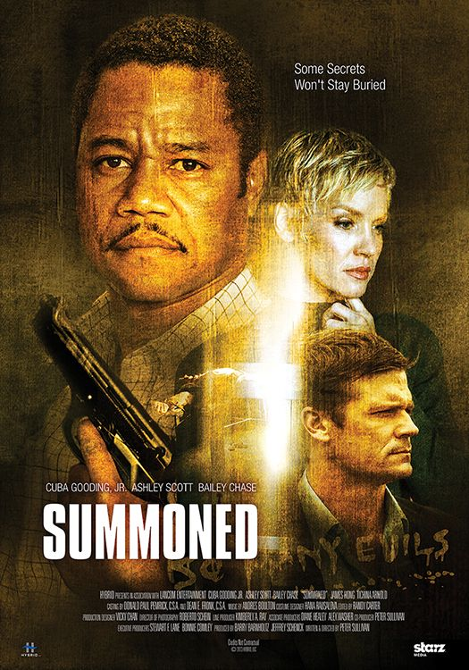 Ashley Scott - Cuba Gooding Jr. - Bailey Chase - James Hong Summoned (2013)