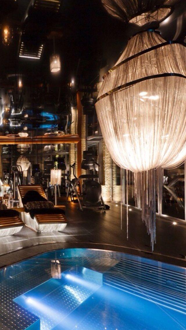 #Luxury Fitness Room | cynthia reccord