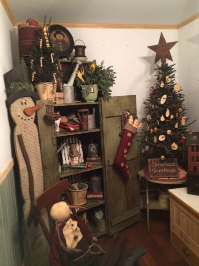 I Wish This Was In | Primitive | Christmas Decorations, Christmas, Primitive  Christmas