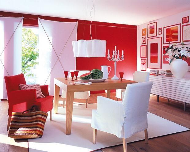 1000+ Ideen zu Rote Küchenwände auf Pinterest | Farbschemata für ...