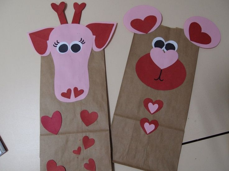 17 best Puppets images on Pinterest  Brown bags Paper bag