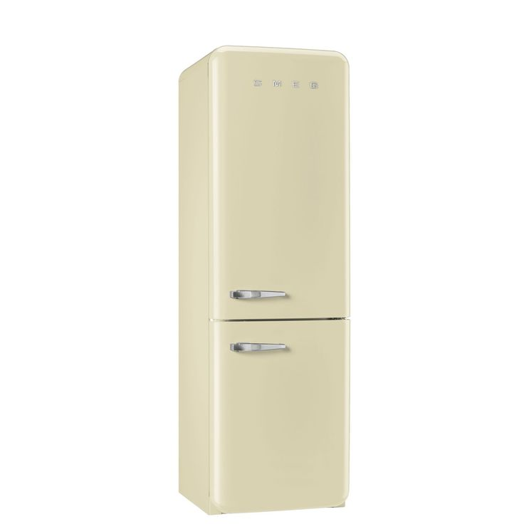 Smeg FAB32RNC 50's Retro Style Cream Fridge Freezer
