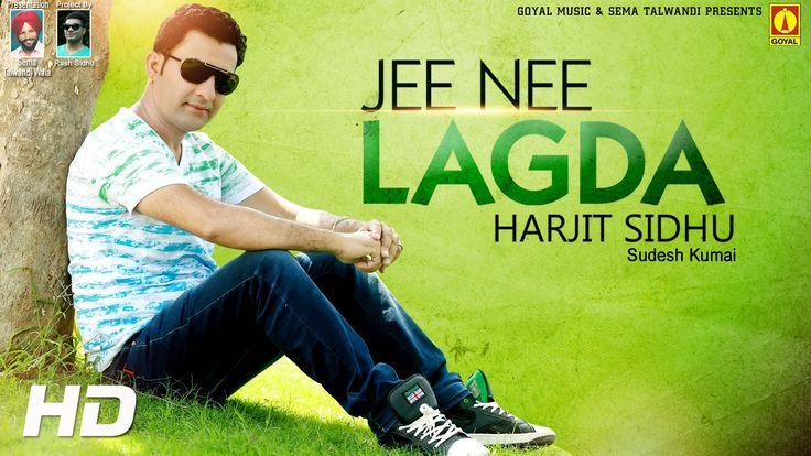 #HarjitSidhu - #Sudesh Kumari - Jee Nee Lagda - Goyal Music Latest Song