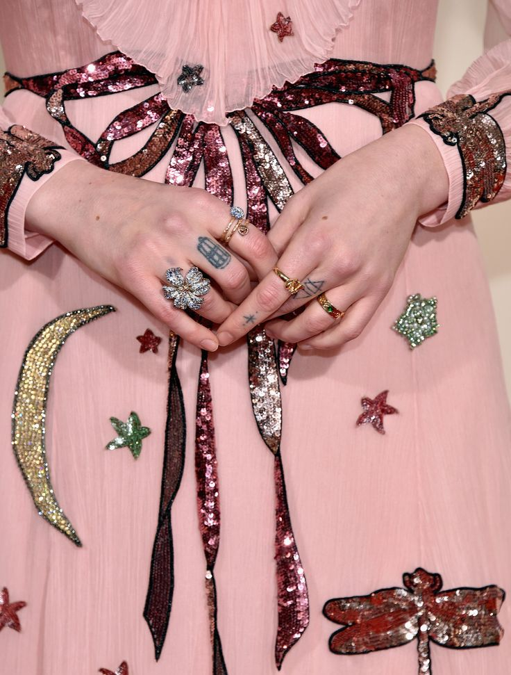 The Details on Florence Welch's Gucci Gown | @andwhatelse