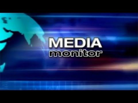 welcome to the first edition of media monitor in here s a look at what will be discussed on today s show we start with the controversy surrounding f