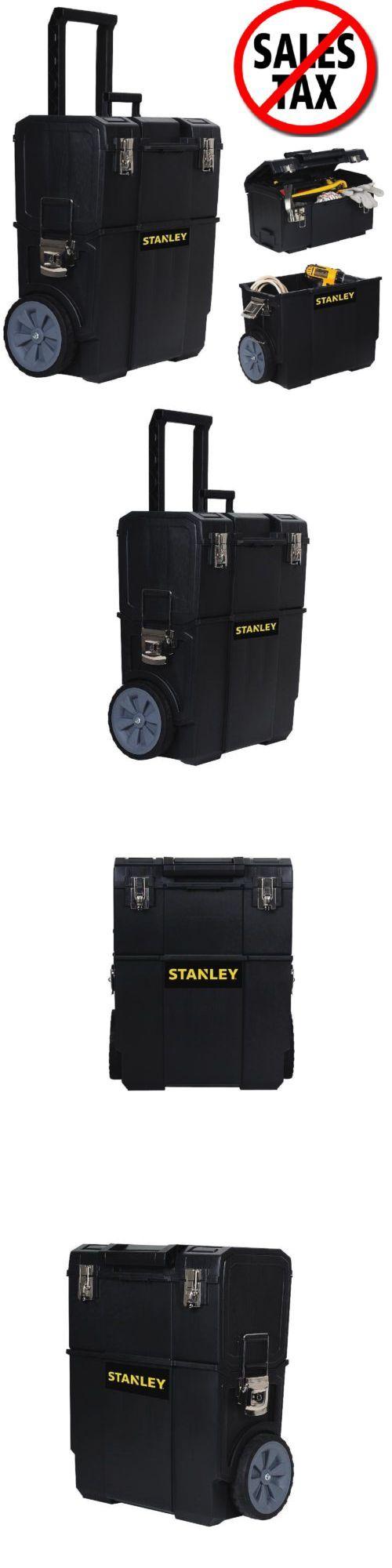 Best 20 Portable Tool Boxes Ideas On Pinterest Garage