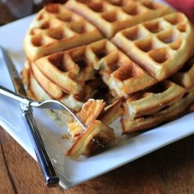 The Best Waffles [Noshing With The Nolands]