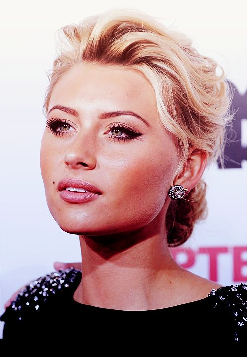 aly michalka | Tumblr -- that face. wow.