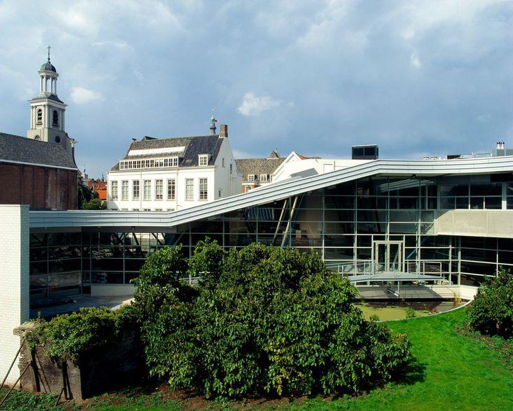 Library Breda - AHH