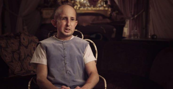Home TV American Horror Story 'AHS: Freak Show' actor Ben Woolf ...