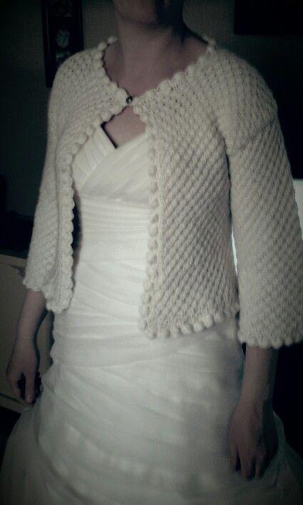 The brides jacket