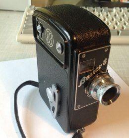 Bauer 8 Filmkamera