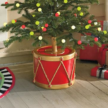 christmas tree collar for a large christmas tree stand ...