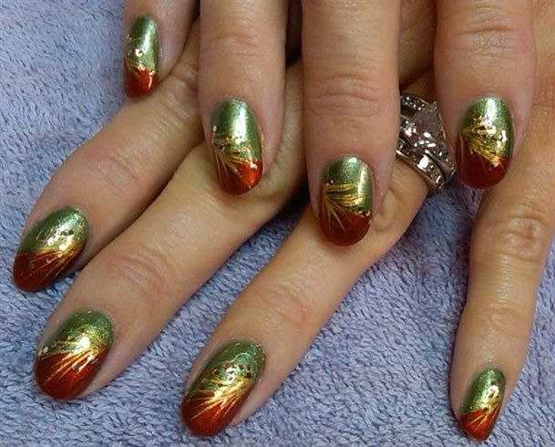 tracy fav fall by aliciarock - Nail Art Gallery nailartgallery.nailsmag.com by Nails Magazine www.nailsmag.com