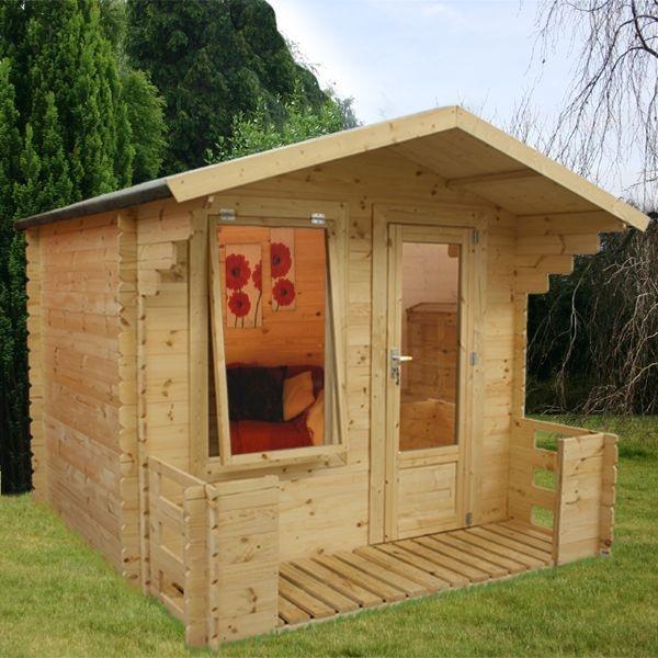 44 best images about waltons summerhouses on pinterest summer houses garden sheds and ideas - Garden summer houses with verandas ...
