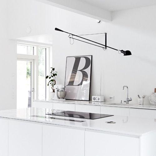 Simple is perfect #black&white #decoration #photodecor