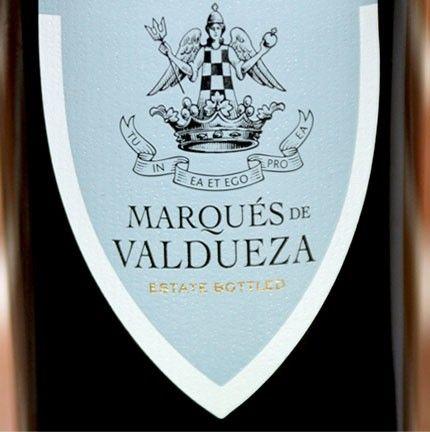 Aceite de oliva virgen extra // Extra virgin olive oil Marques de Valdueza