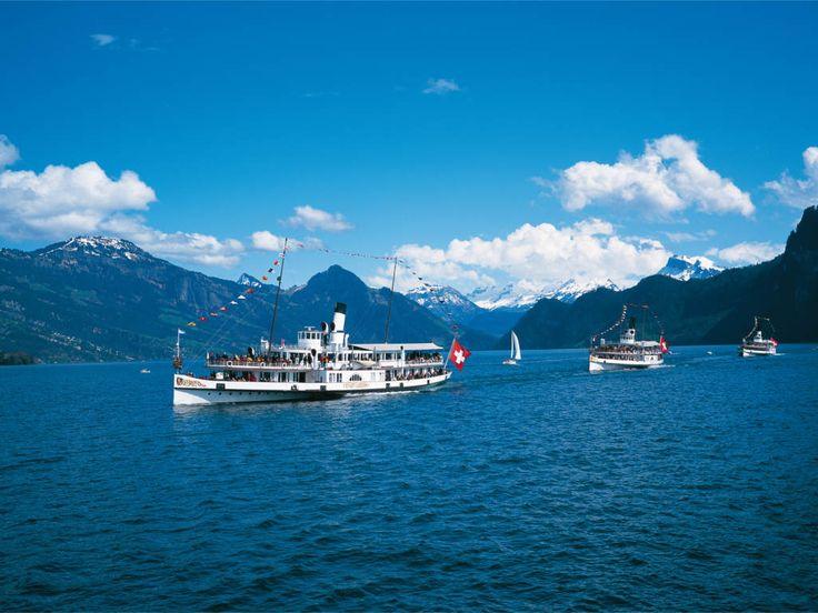 Bahnerlebnis Schweiz - Gotthard Panorama, Glacier & Bernina Express