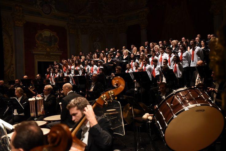 Filarmonica Arturo Toscanini, Coro del Teatro Regio di Parma, Coro di voci Bianche della Corale Giuseppe Verdi - foto Roberto Ricci