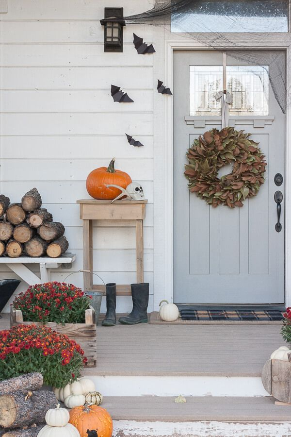 Great Ideas for Chic and Stylish Halloween Home Decor Holidays