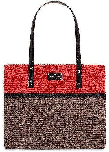 Bolso en ganchillo de Kate Spade - Kate Spade Crochet bag