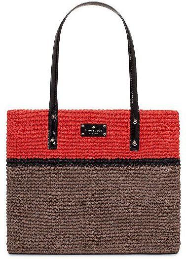 Bolso en ganchillo de Kate Spade  -  Kate Spade Crochet bag